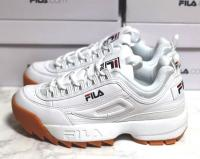 Fila Disruptor II White/Brown