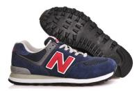 New Balance 574 Men'S-Women'S Синие