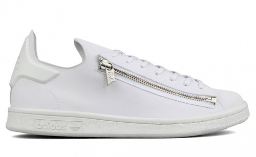 Adidas Y-3 Stan Smith Zip (Crystal White)