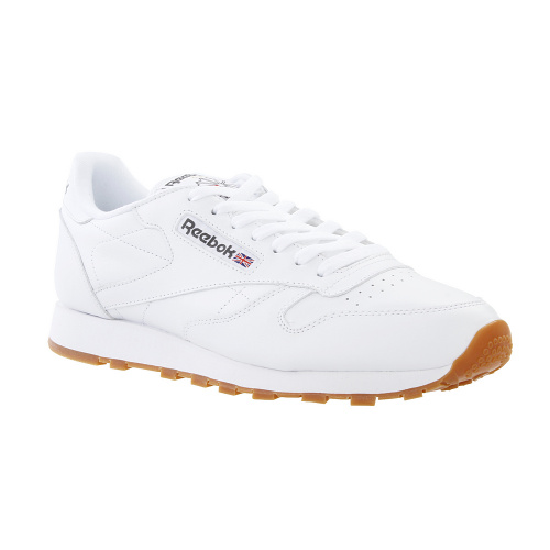 Reebok Classic Leather «White/Gum»